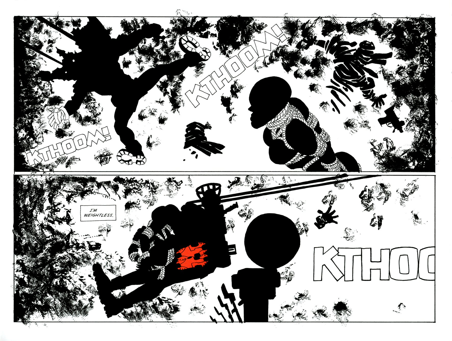 Read online Frank Miller's Holy Terror comic -  Issue # TPB - 111