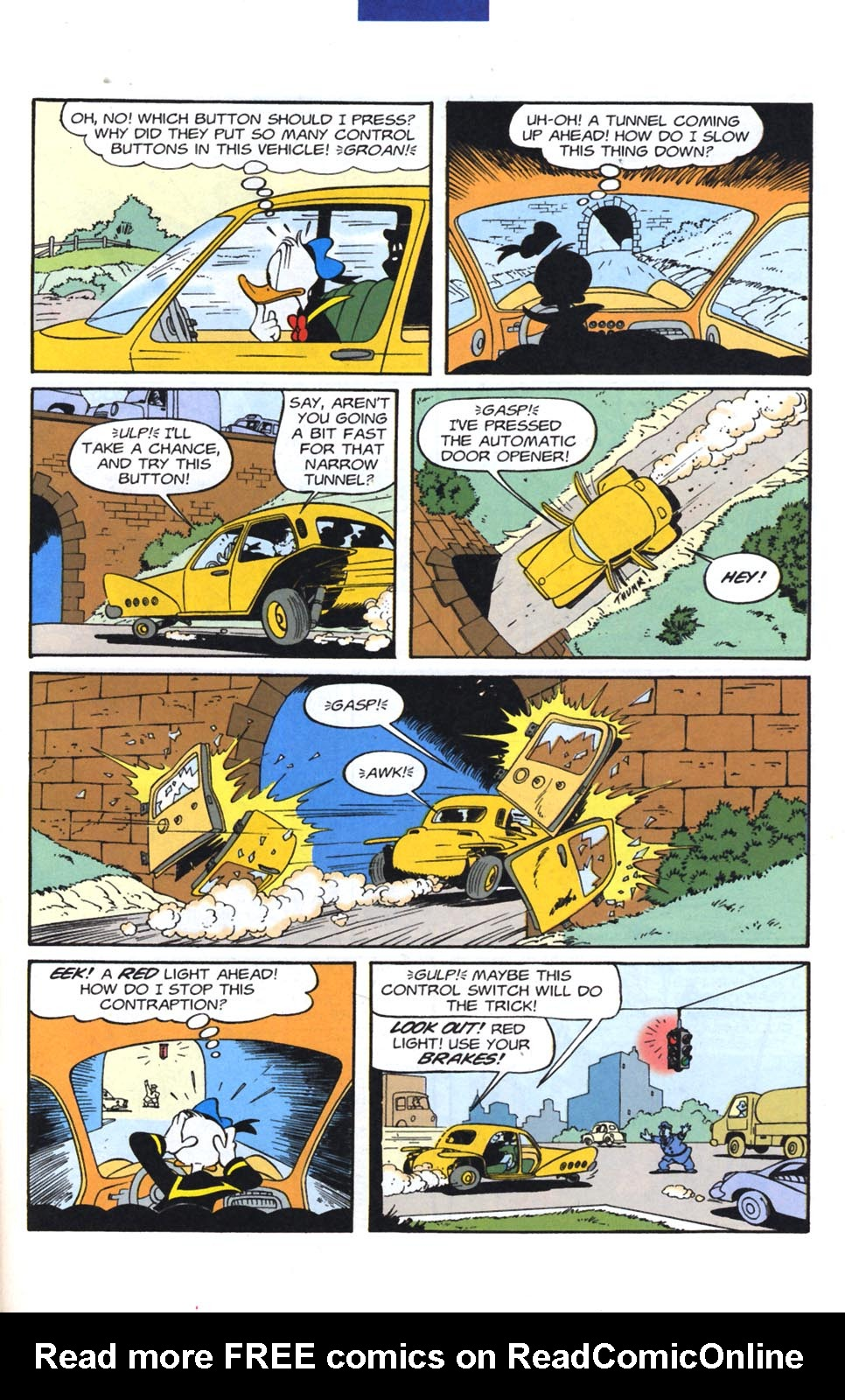 Read online Uncle Scrooge (1953) comic -  Issue #299 - 25