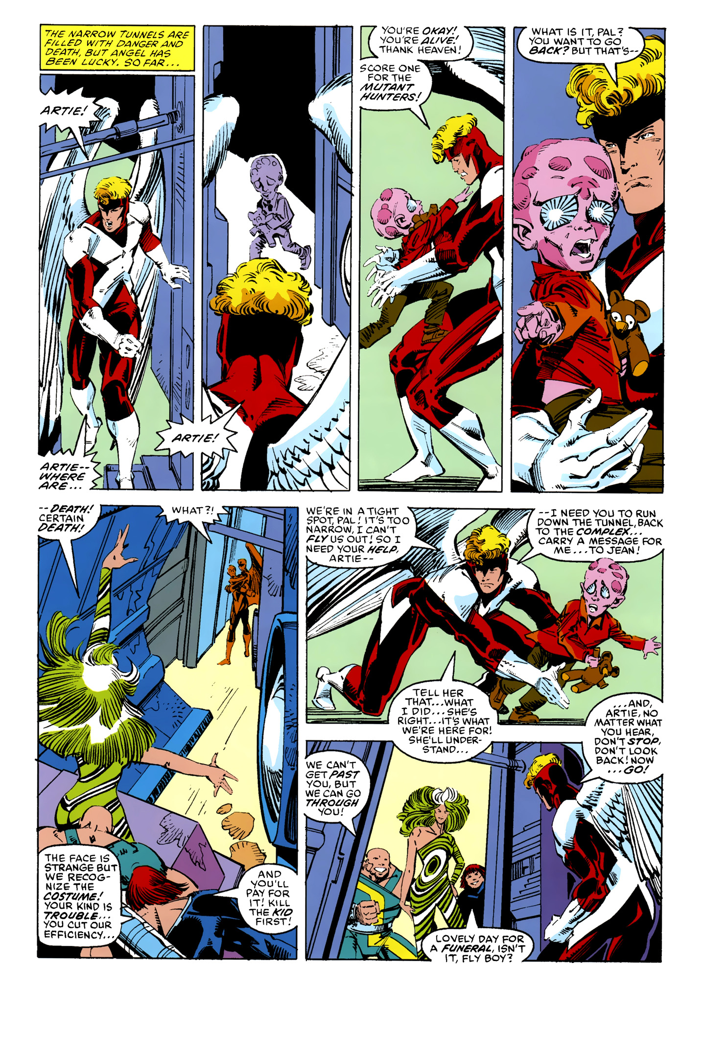 Read online X-Factor (1986) comic -  Issue #10 - 23