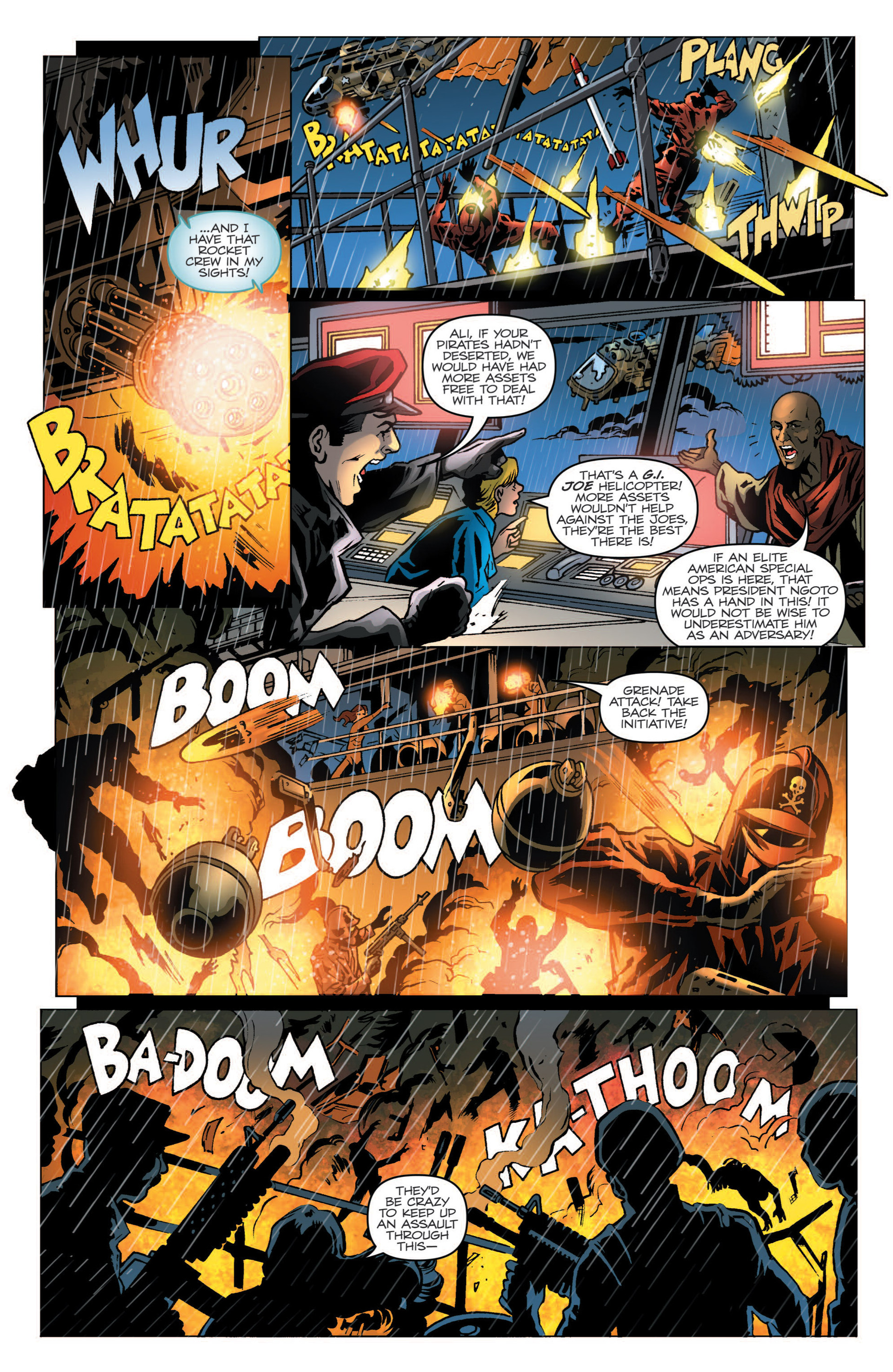 G.I. Joe: A Real American Hero 188 Page 20