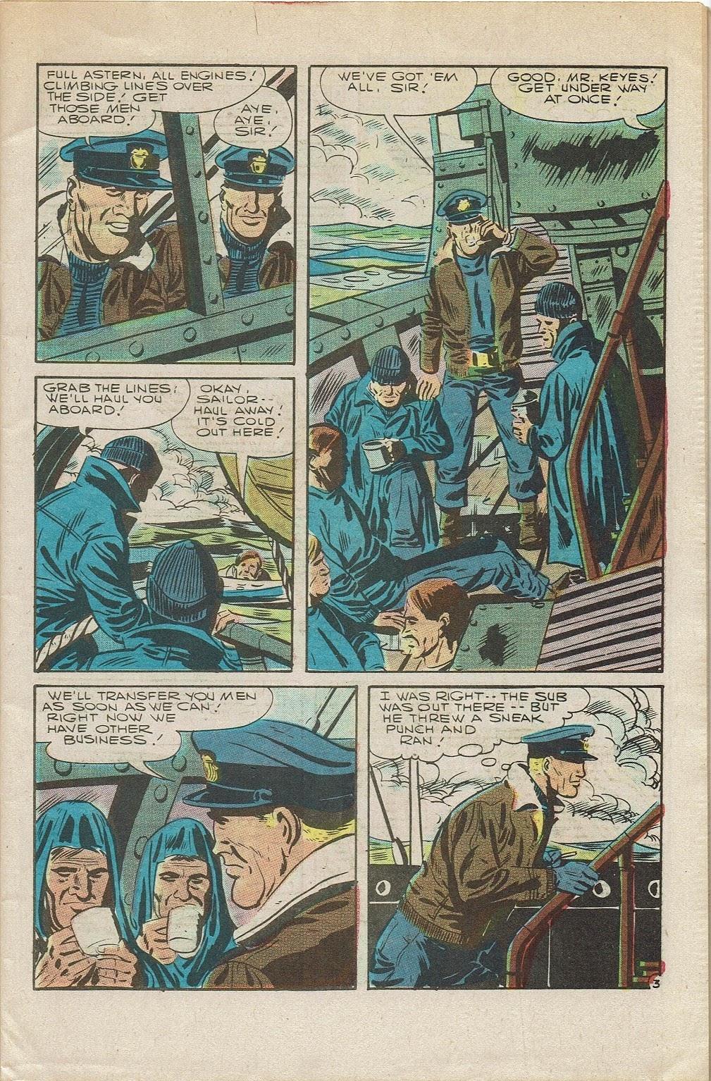 Read online Fightin' Navy comic -  Issue #126 - 5