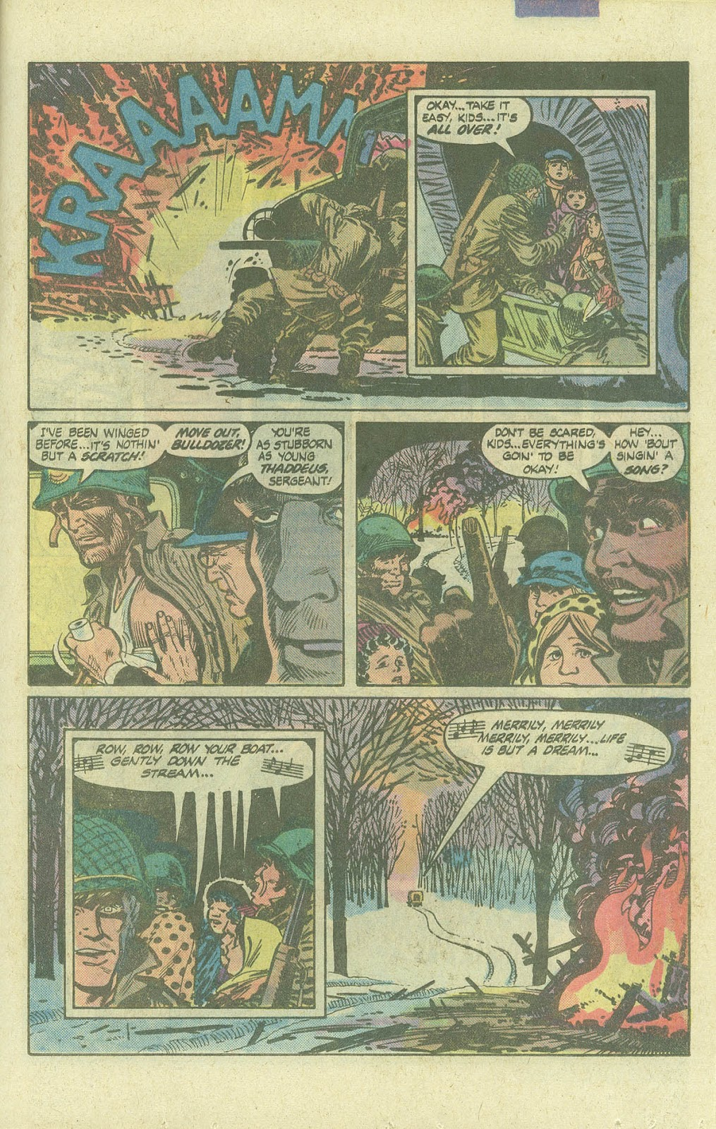 Sgt. Rock issue Annual 3 - Page 36