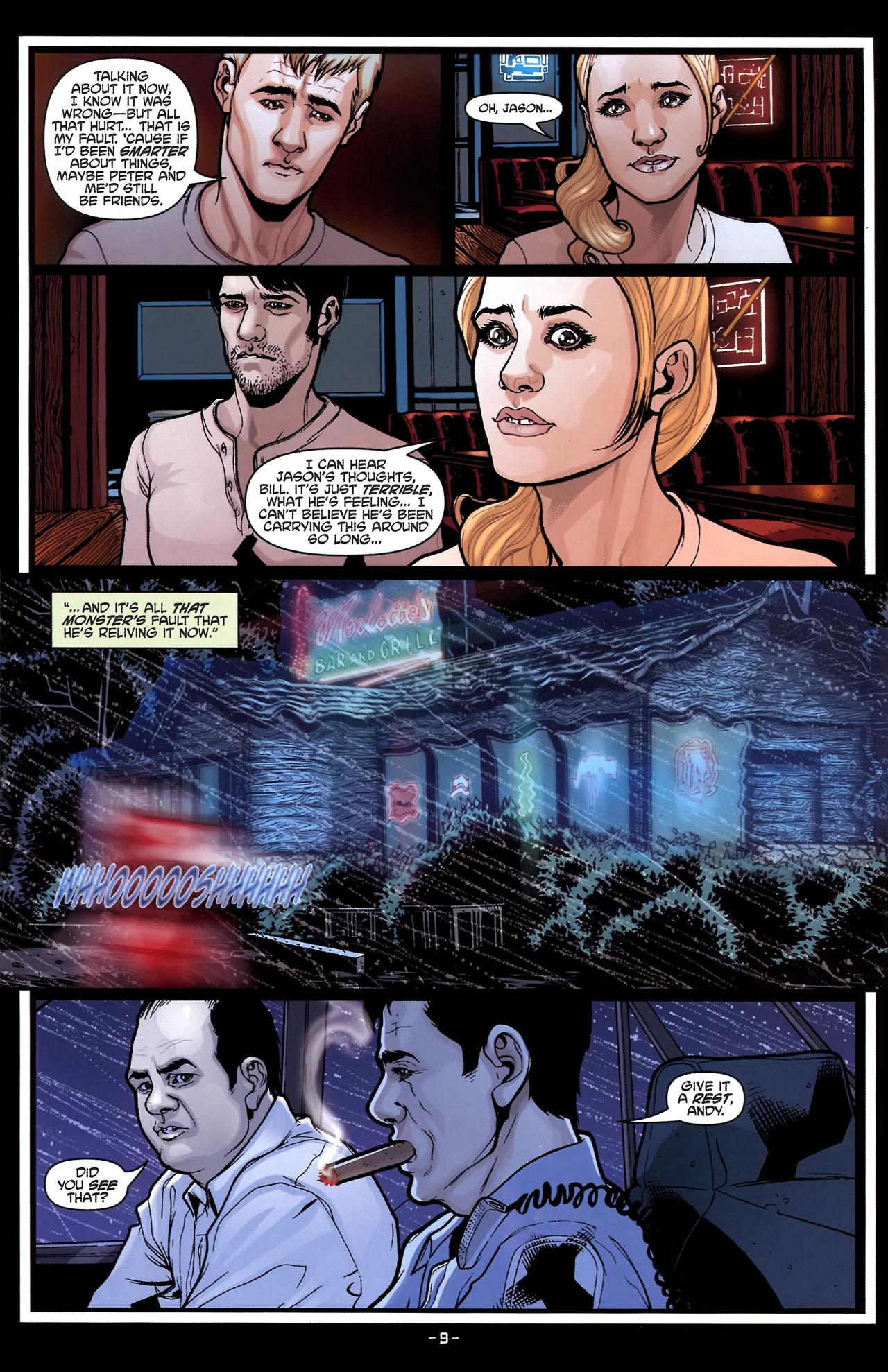 Read online True Blood (2010) comic -  Issue #5 - 12