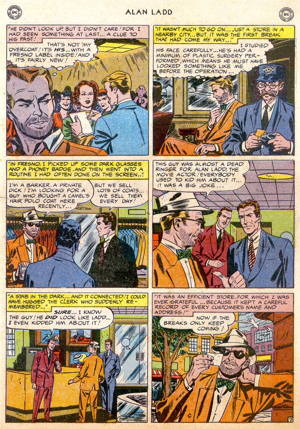Adventures of Alan Ladd issue 4 - Page 9