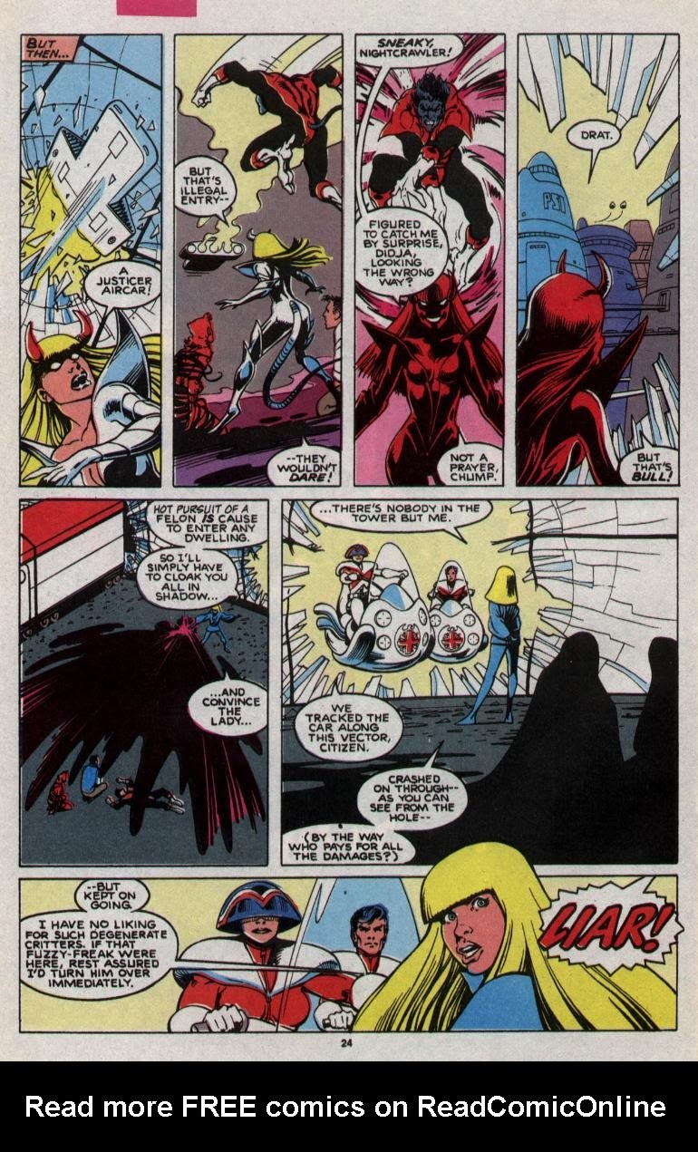 Excalibur (1988) issue 23 - Page 19