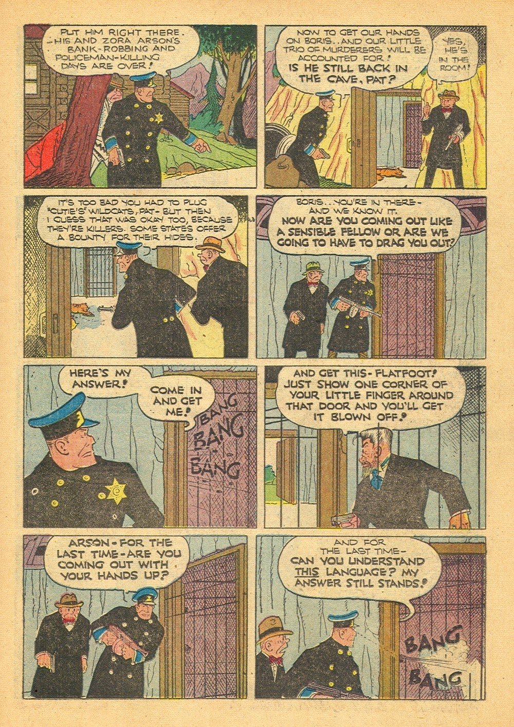 Dick Tracy Monthly issue 10 - Page 23
