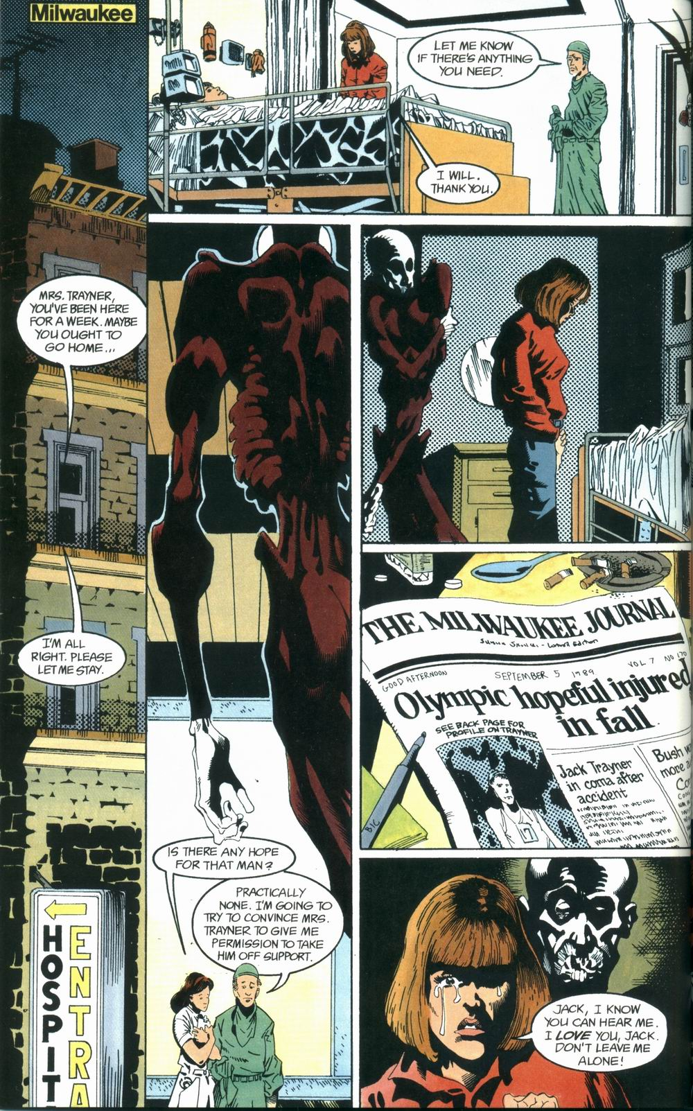 Read online Deadman: Love After Death comic -  Issue #1 - 26