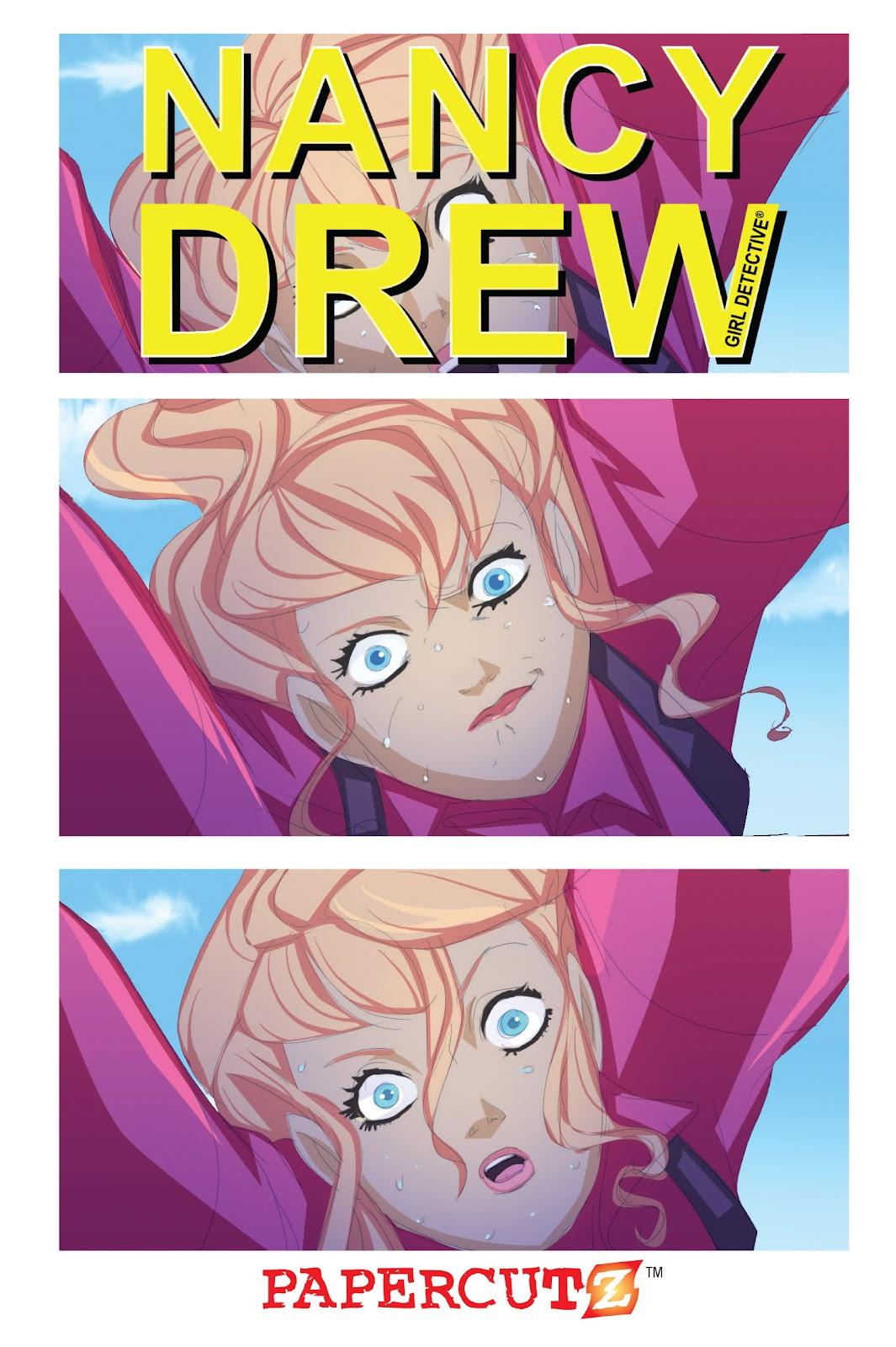 Read online Nancy Drew comic -  Issue #19 - 2
