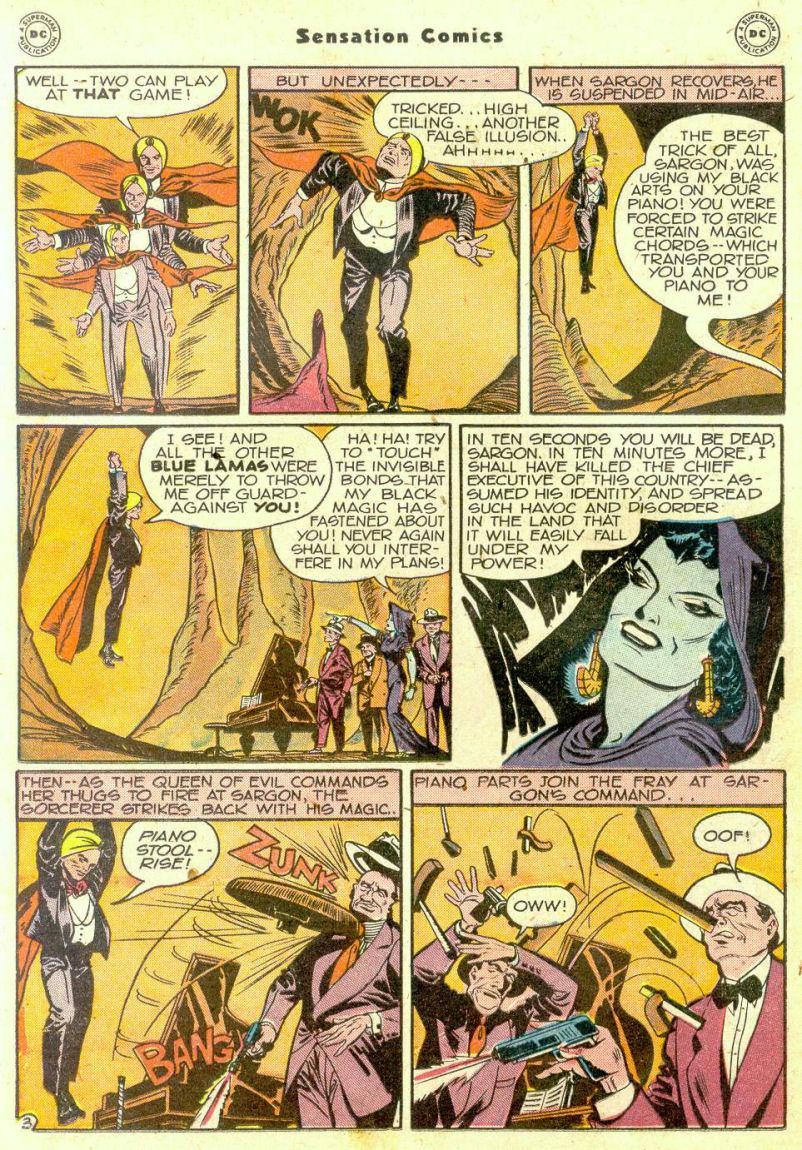 Read online Sensation (Mystery) Comics comic -  Issue #74 - 26