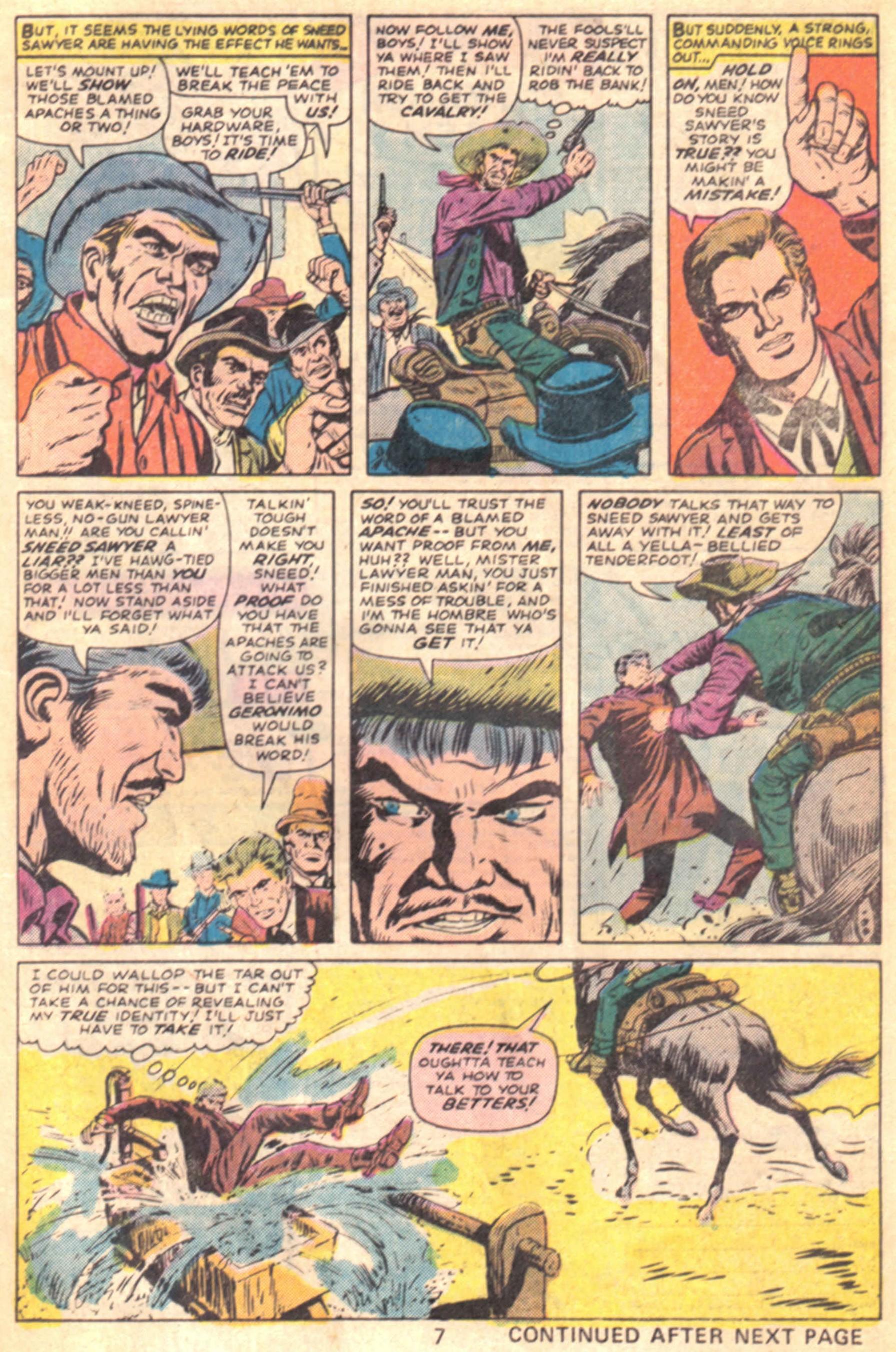 Read online Two-Gun Kid comic -  Issue #127 - 10