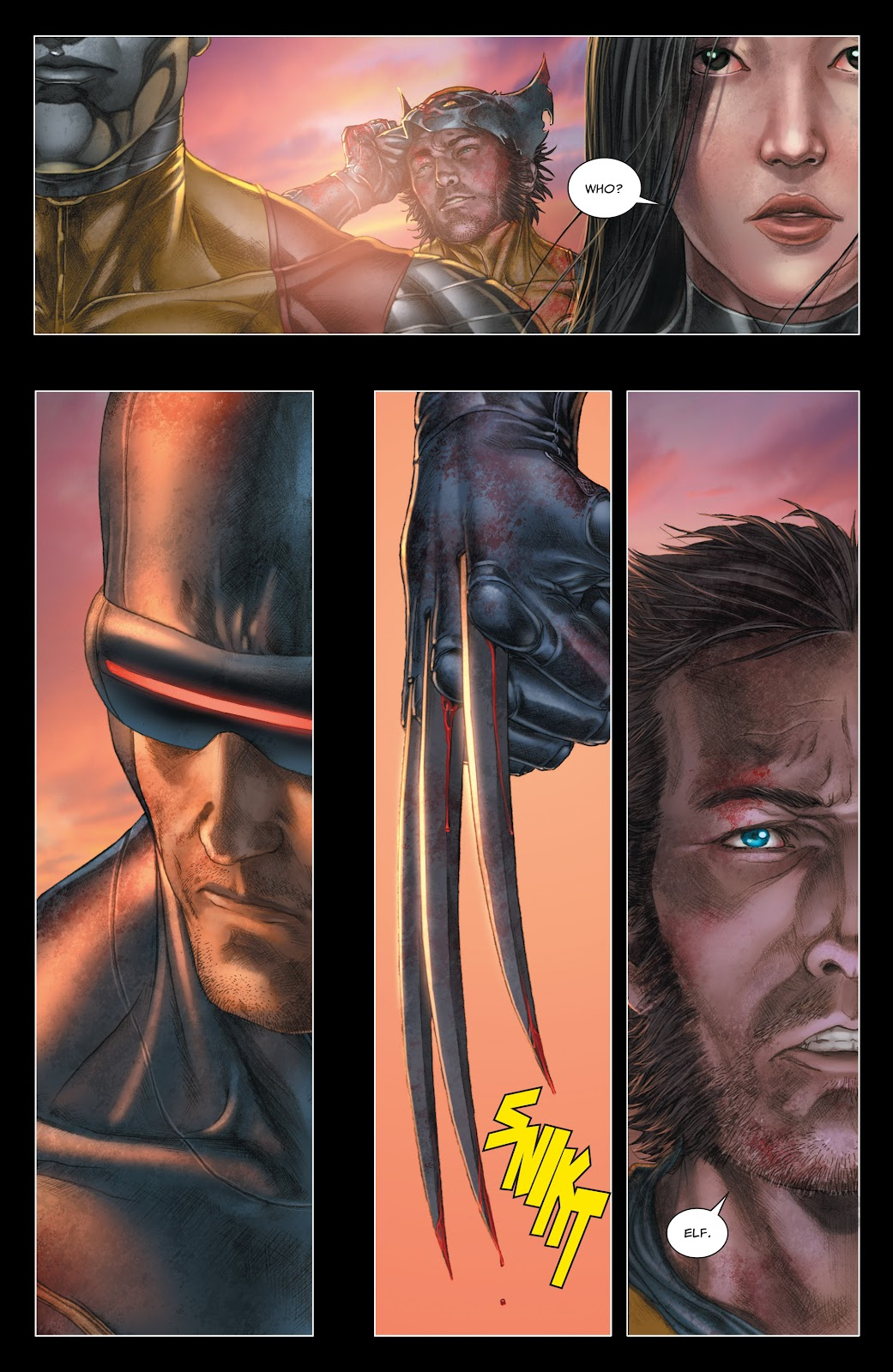 Read online X-Men: Second Coming comic -  Issue # _TPB (Part 2) - 36
