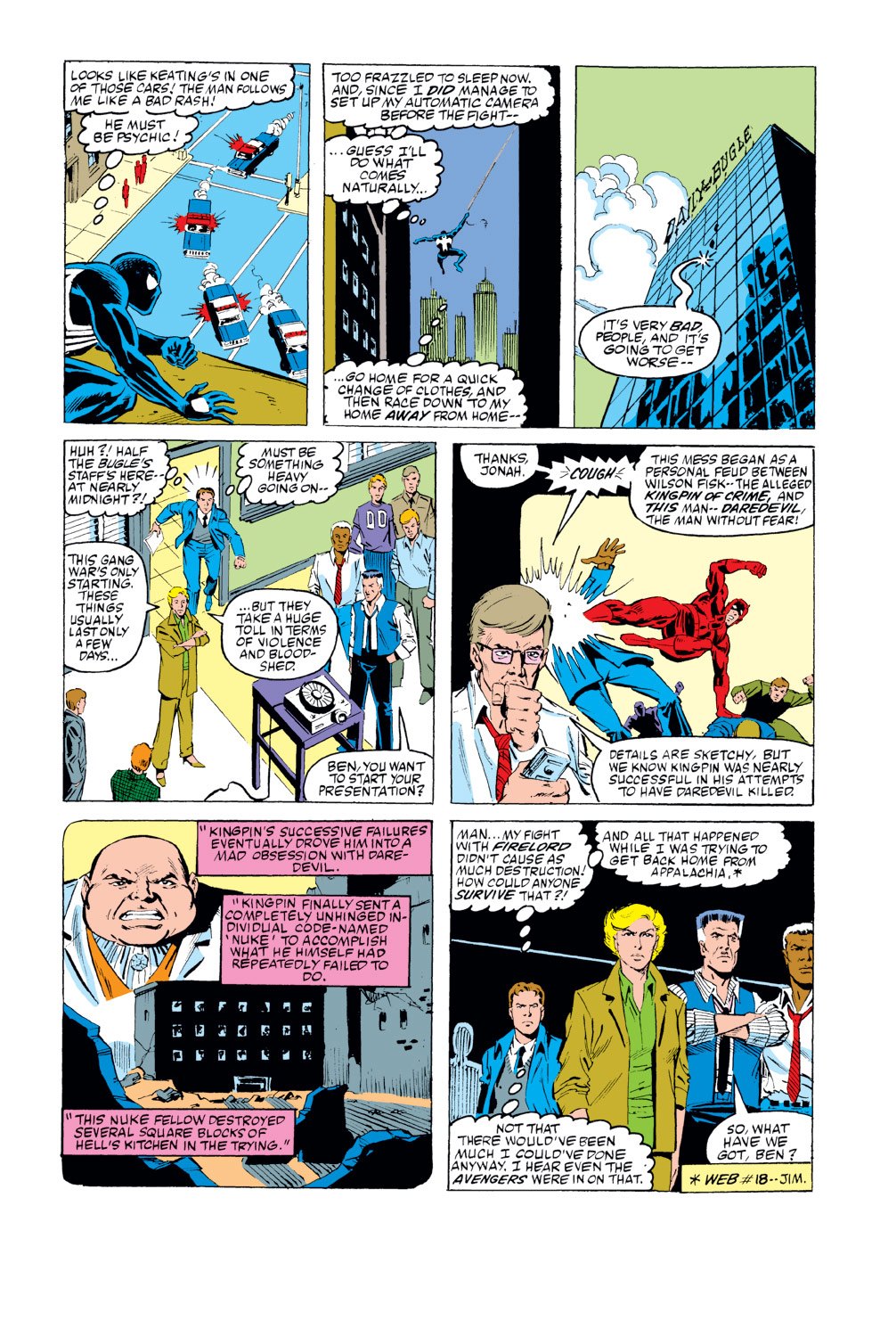 The Amazing Spider-Man (1963) 284 Page 6