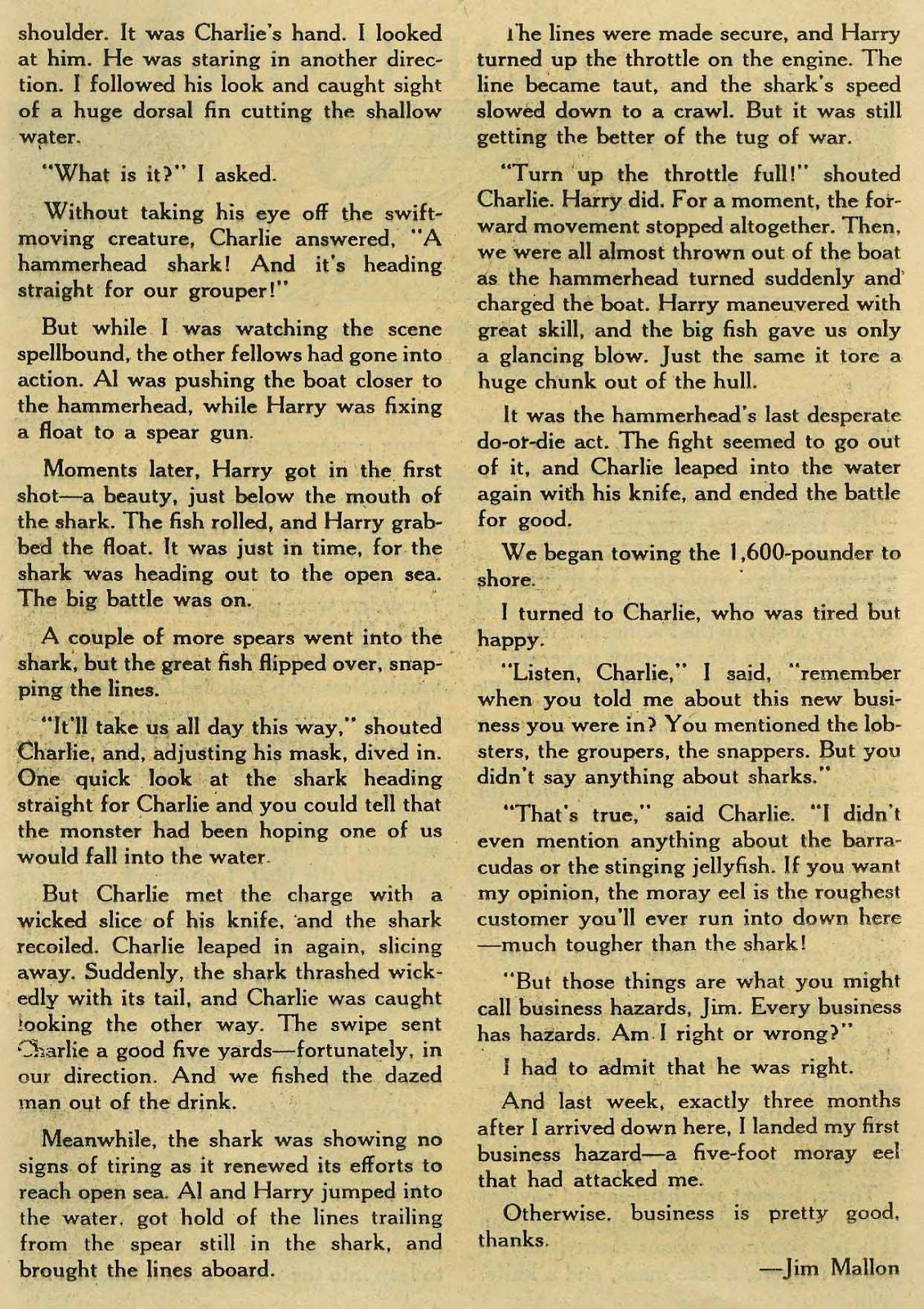 My Greatest Adventure (1955) issue 5 - Page 24