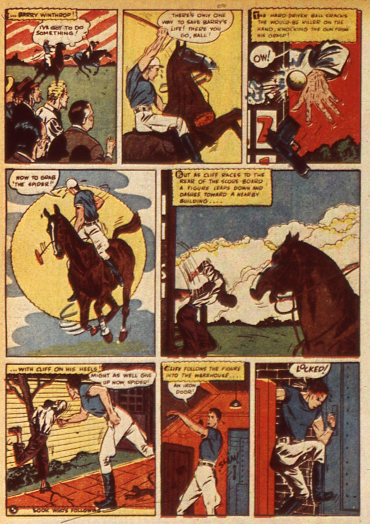 Read online Detective Comics (1937) comic -  Issue #45 - 56