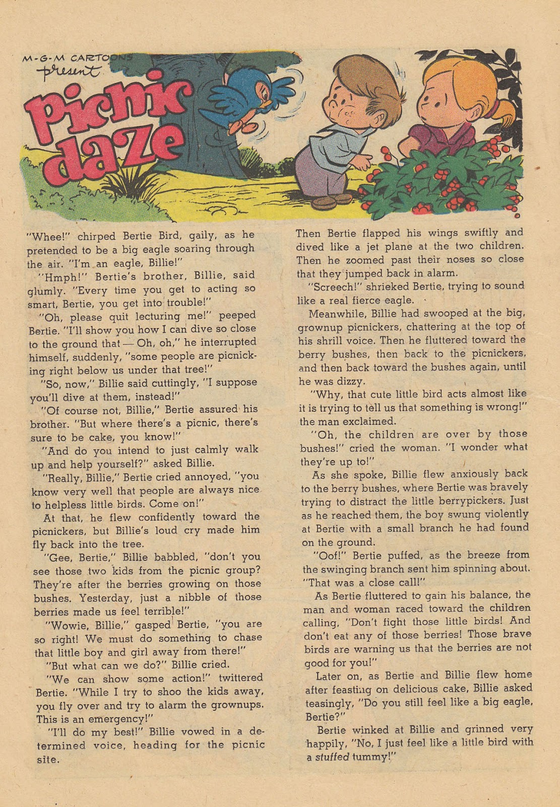 Tom & Jerry Comics issue 159 - Page 18