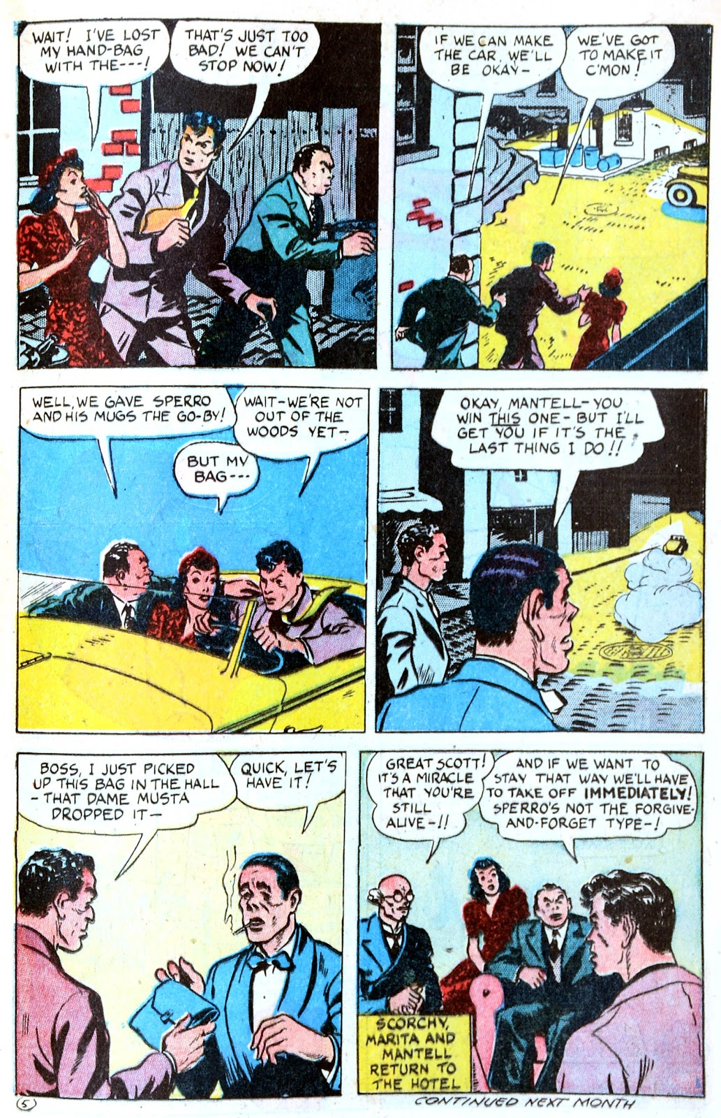 Read online Famous Funnies comic -  Issue #123 - 25