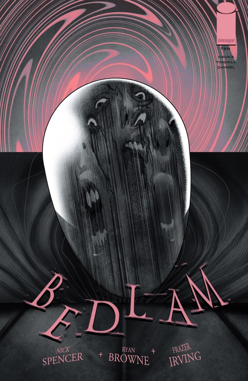 Bedlam (2012) 10 Page 1