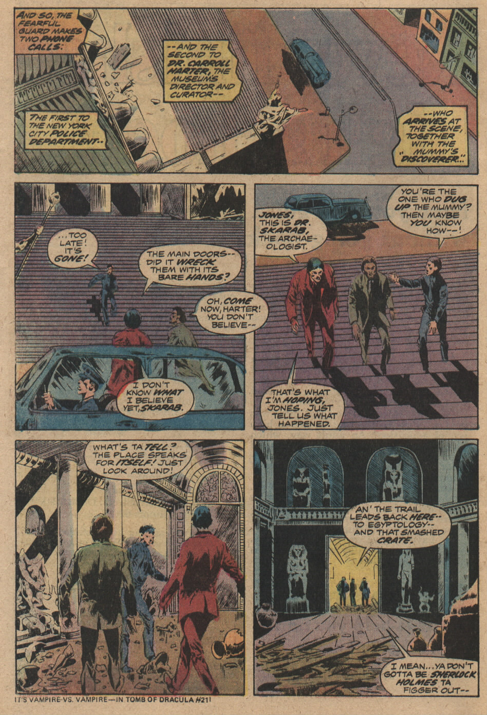 Supernatural Thrillers issue 7 - Page 5