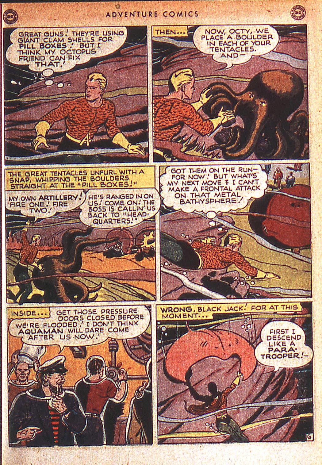 Read online Adventure Comics (1938) comic -  Issue #125 - 30