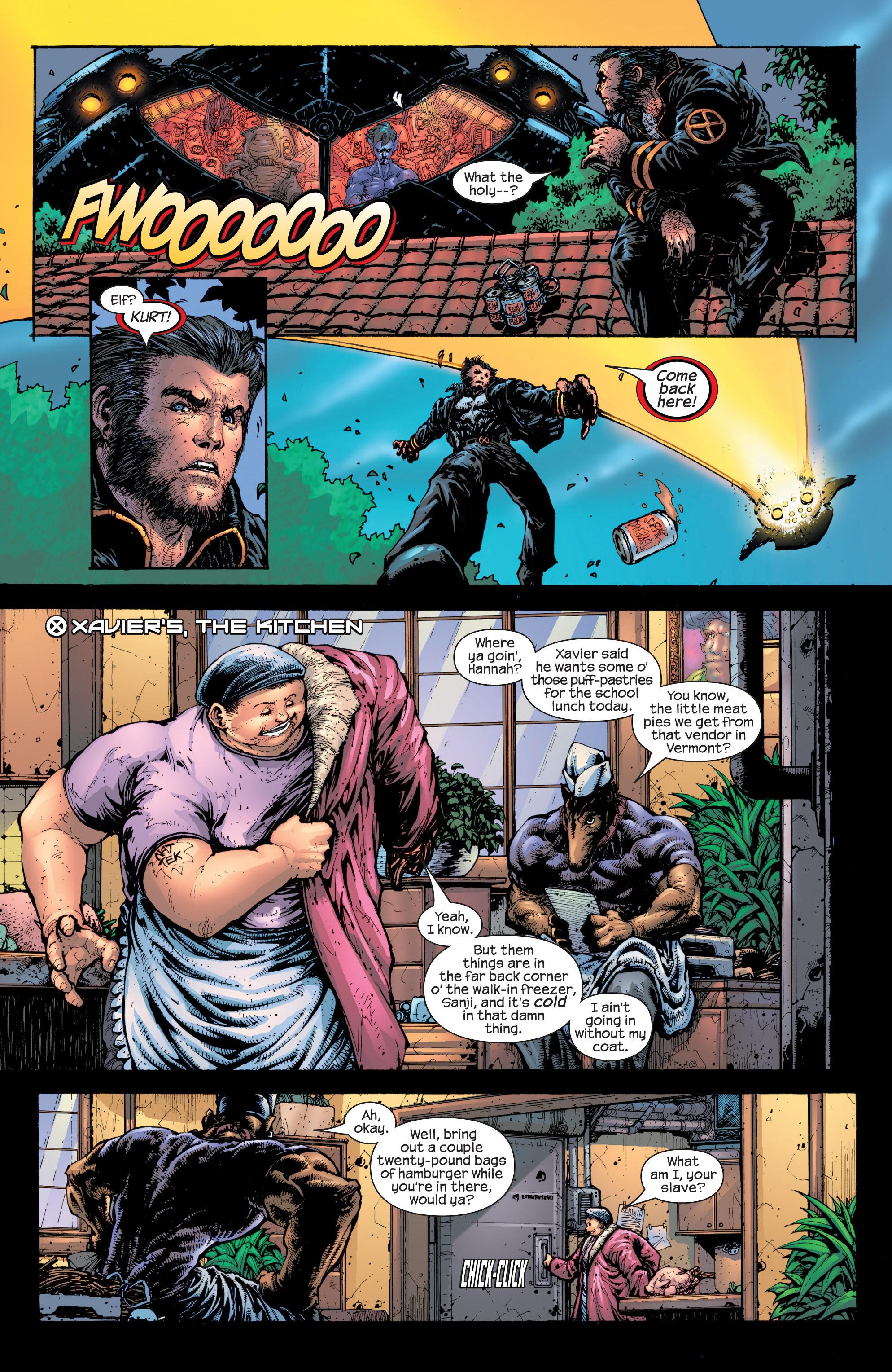Read online Uncanny X-Men (1963) comic -  Issue #429 - 7
