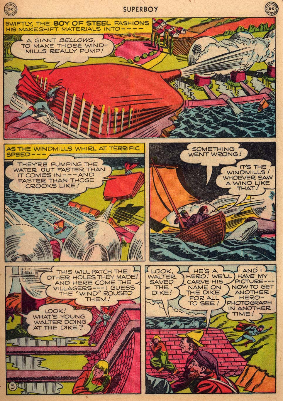 Superboy (1949) issue 3 - Page 6