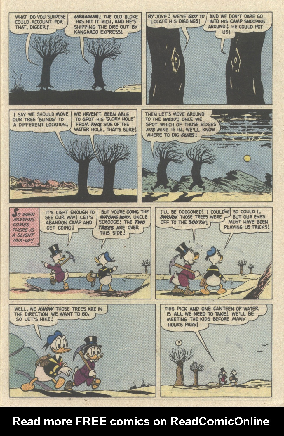 Read online Uncle Scrooge (1953) comic -  Issue #237 - 15