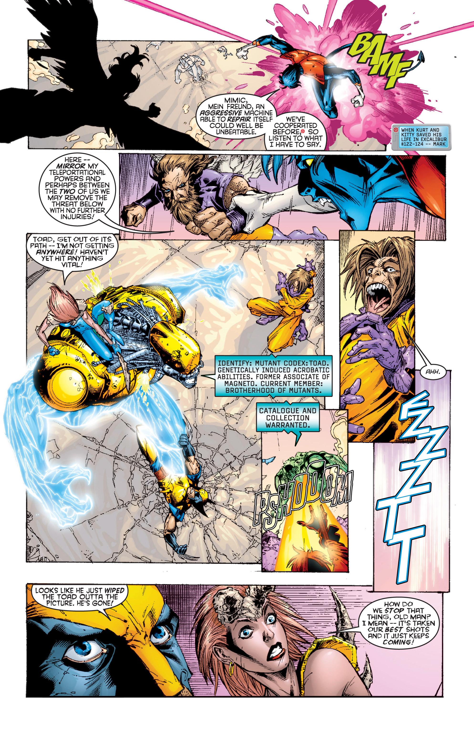 Read online Uncanny X-Men (1963) comic -  Issue #364 - 10