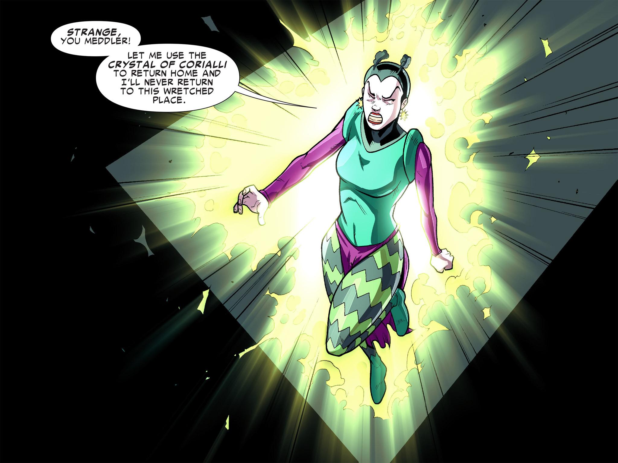 Read online Ultimate Spider-Man (Infinite Comics) (2016) comic -  Issue #9 - 45