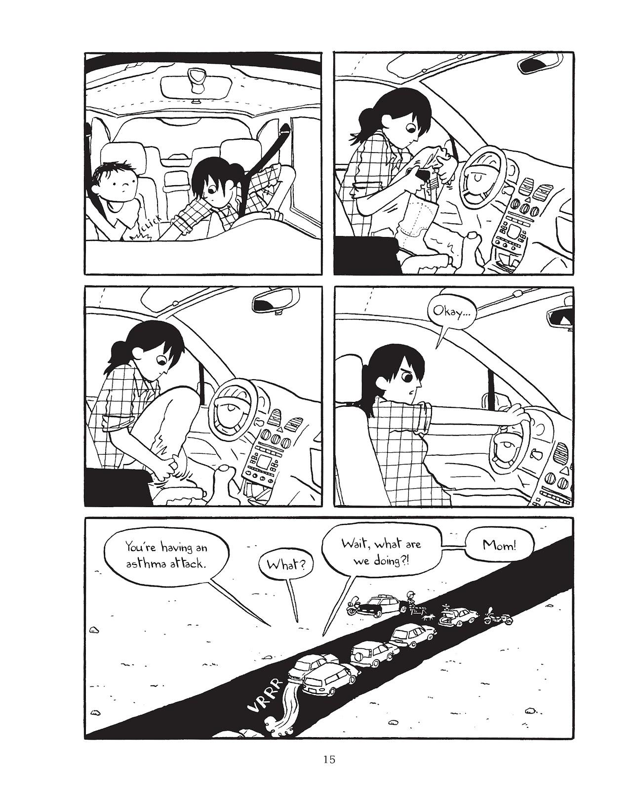 Read online Bastard comic -  Issue # TPB (Part 1) - 18