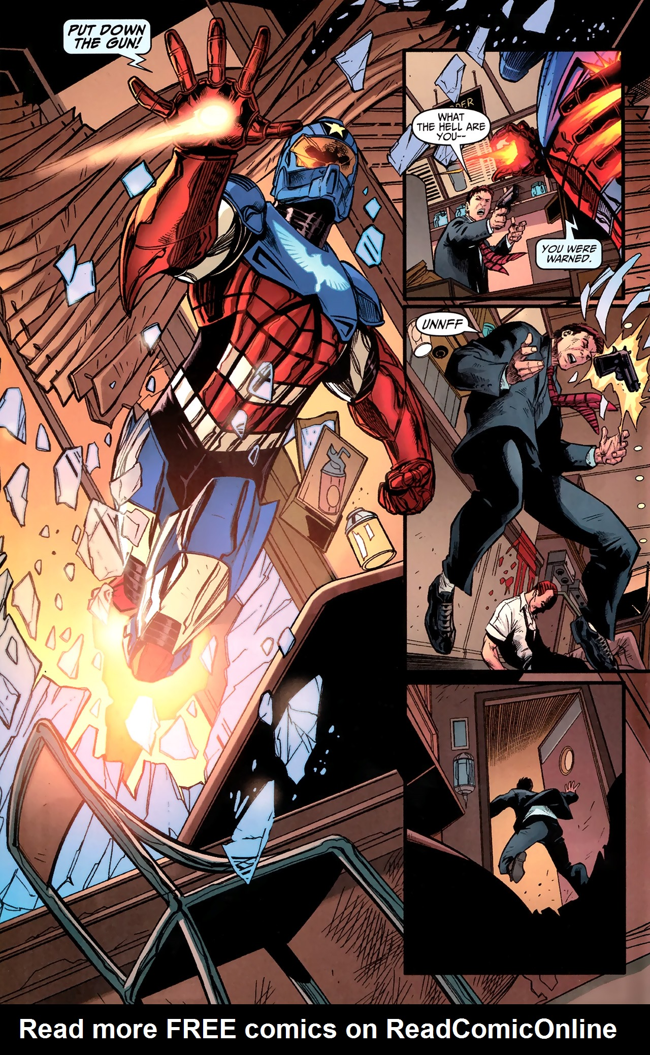 Read online Amazing Spider-Man Presents: American Son comic -  Issue #2 - 3