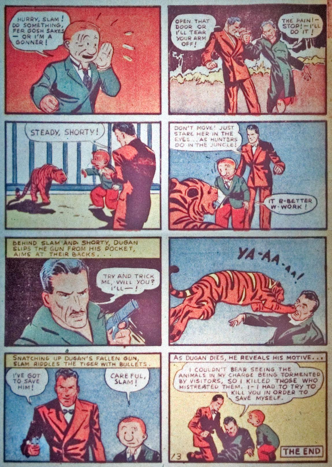 Read online Detective Comics (1937) comic -  Issue #31 - 66