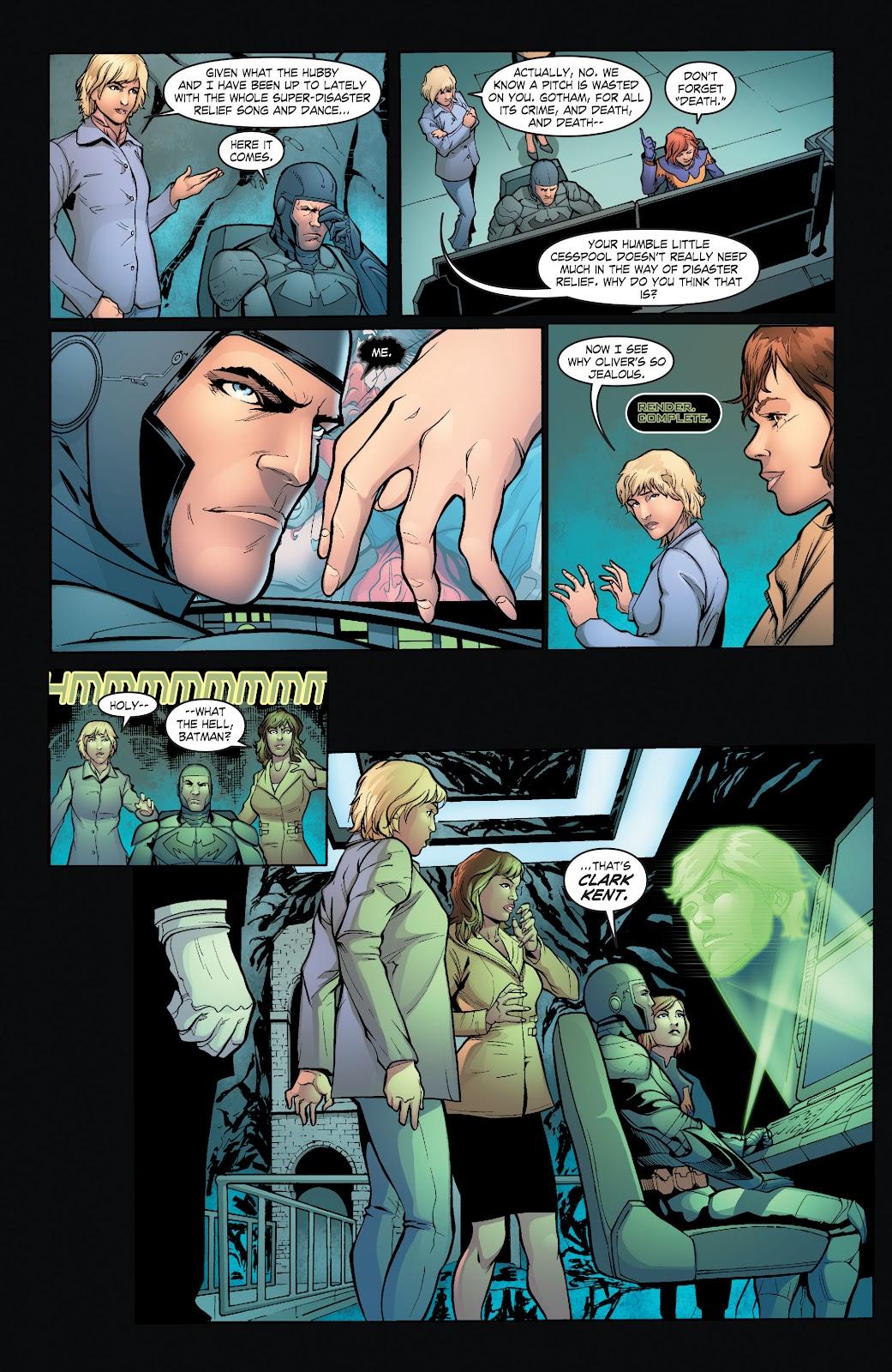 Read online Smallville Season 11 [II] comic -  Issue # TPB 6 - 105