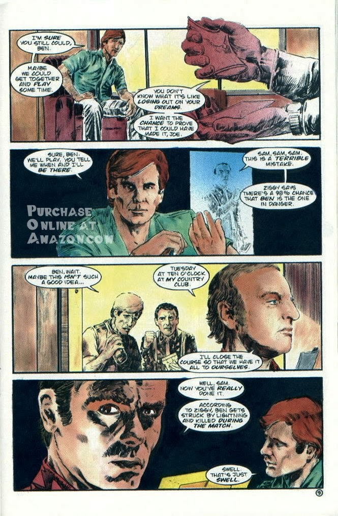 Read online Quantum Leap comic -  Issue #7 - 10