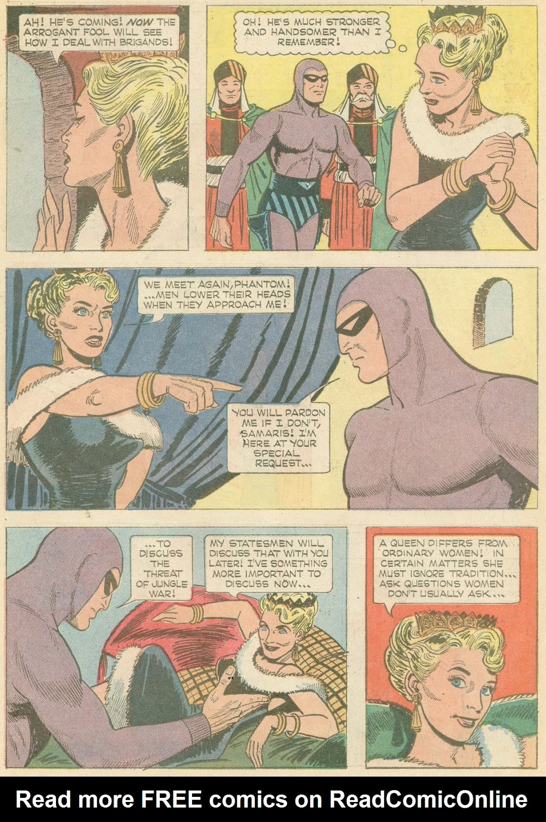 The Phantom (1962) issue 17 - Page 26