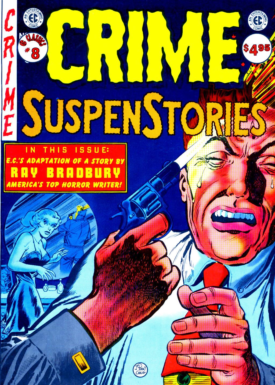 Crime SuspenStories 18 Page 1