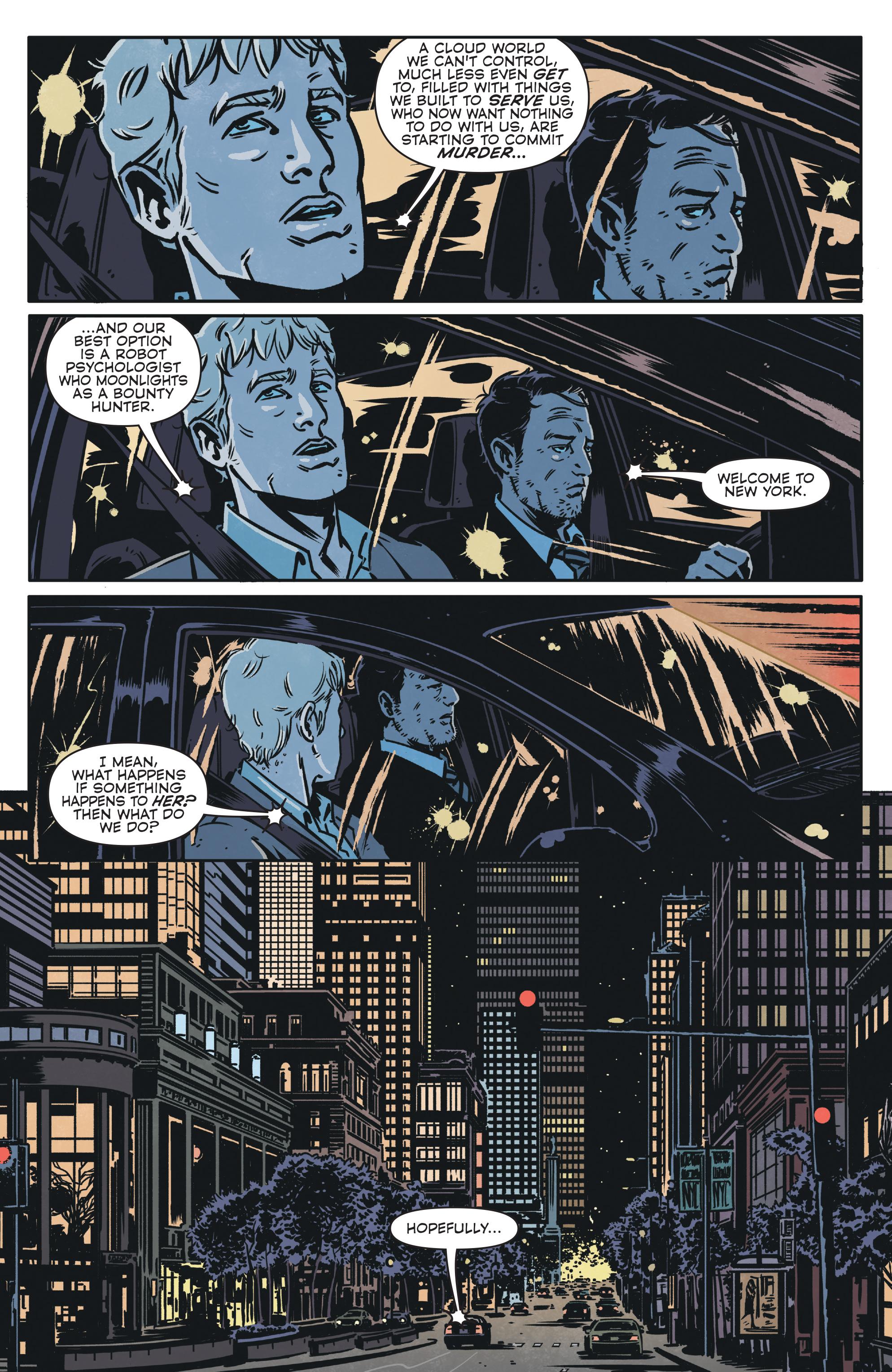 Read online Magnus comic -  Issue #1 - 22