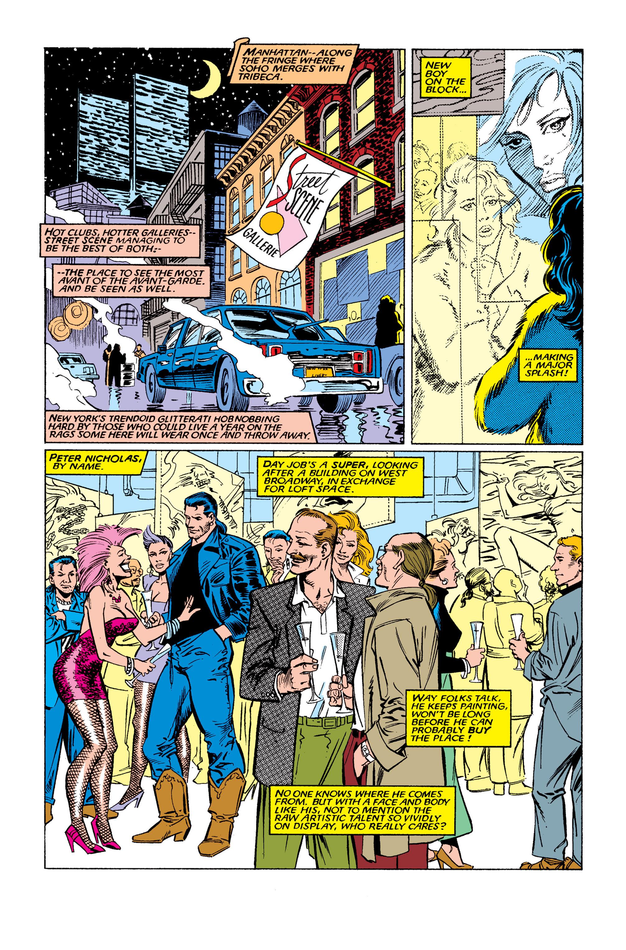 Read online Uncanny X-Men (1963) comic -  Issue #262 - 15