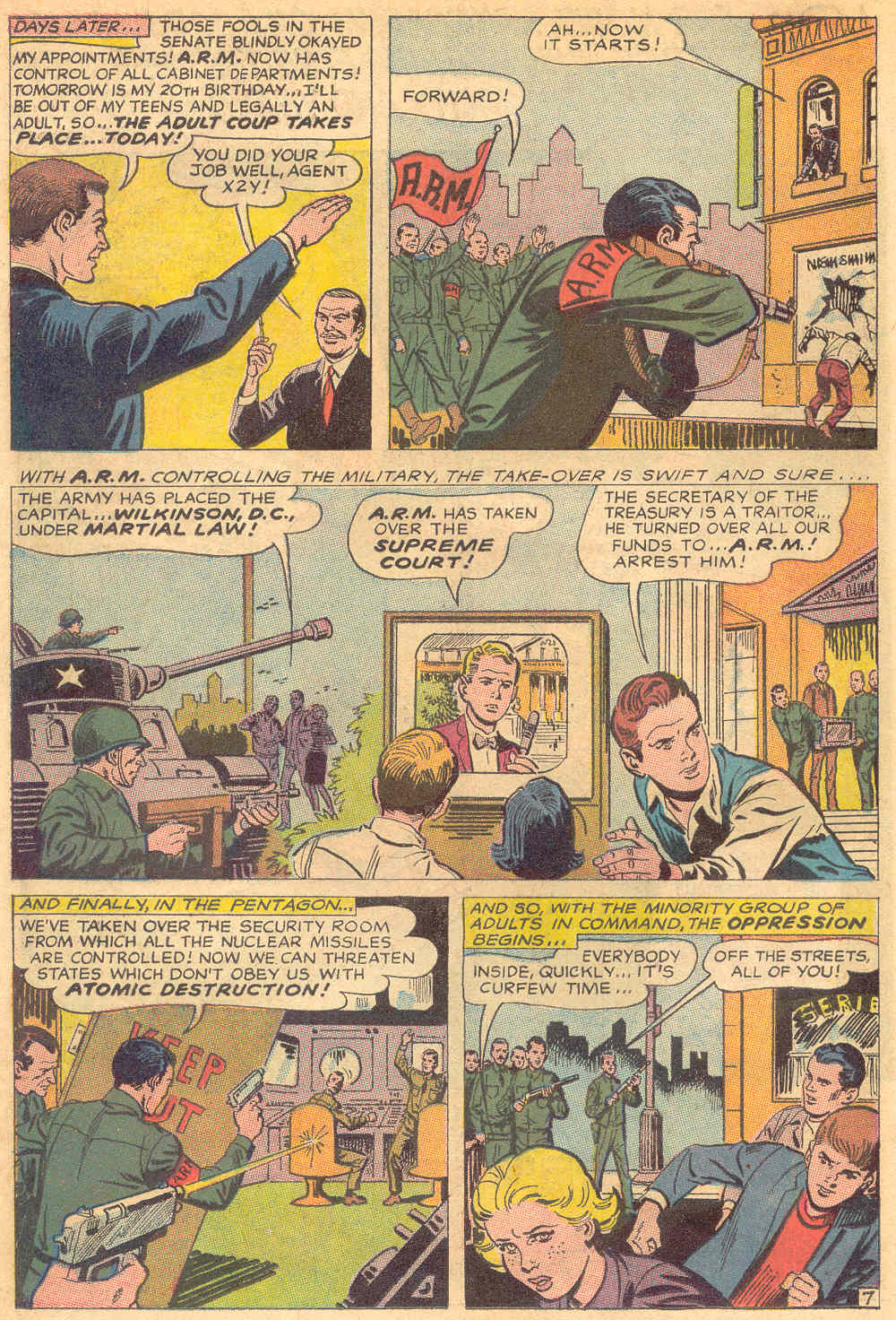 Read online Action Comics (1938) comic -  Issue #345 - 26
