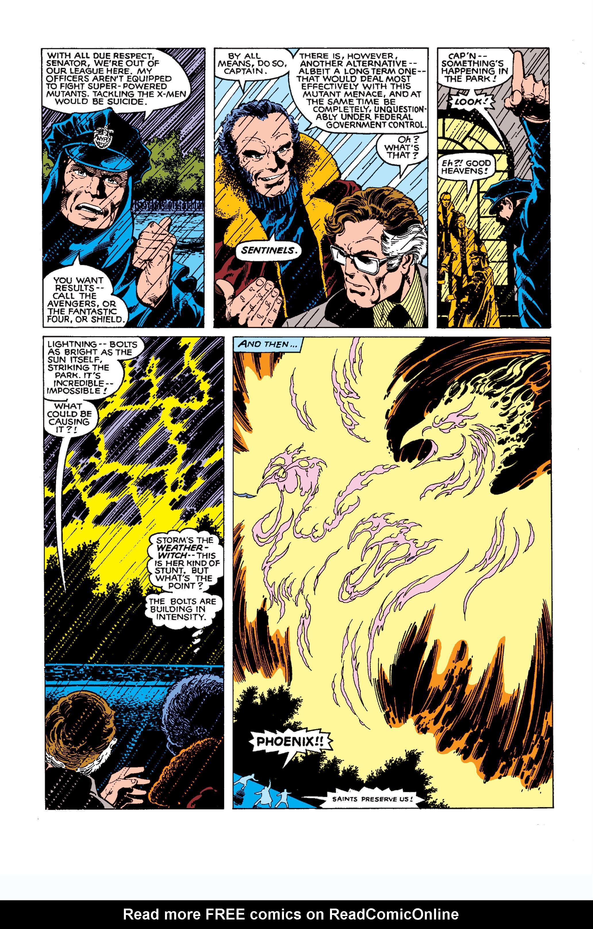Read online Uncanny X-Men (1963) comic -  Issue #135 - 8