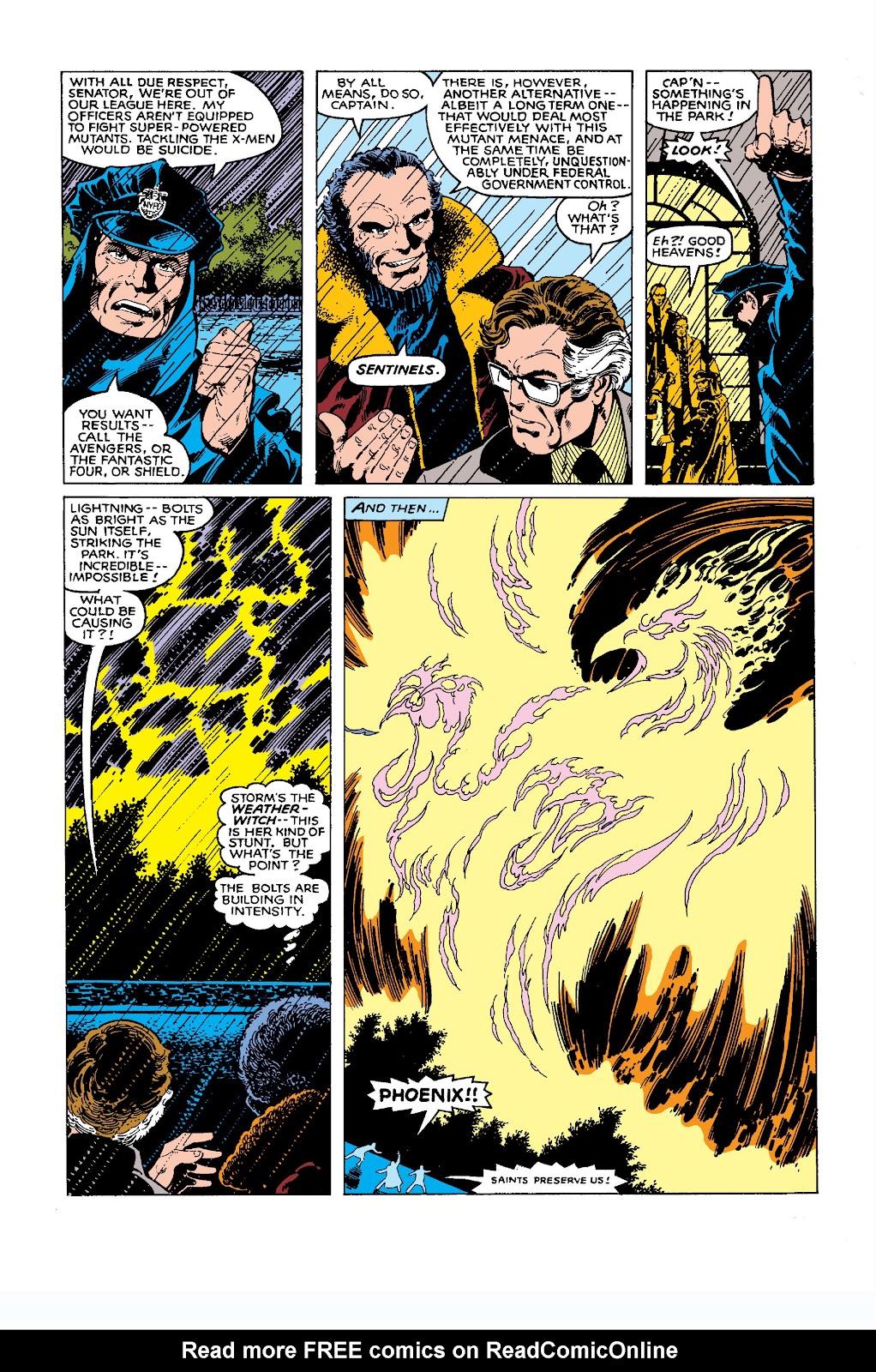 Uncanny X-Men (1963) issue 135 - Page 8