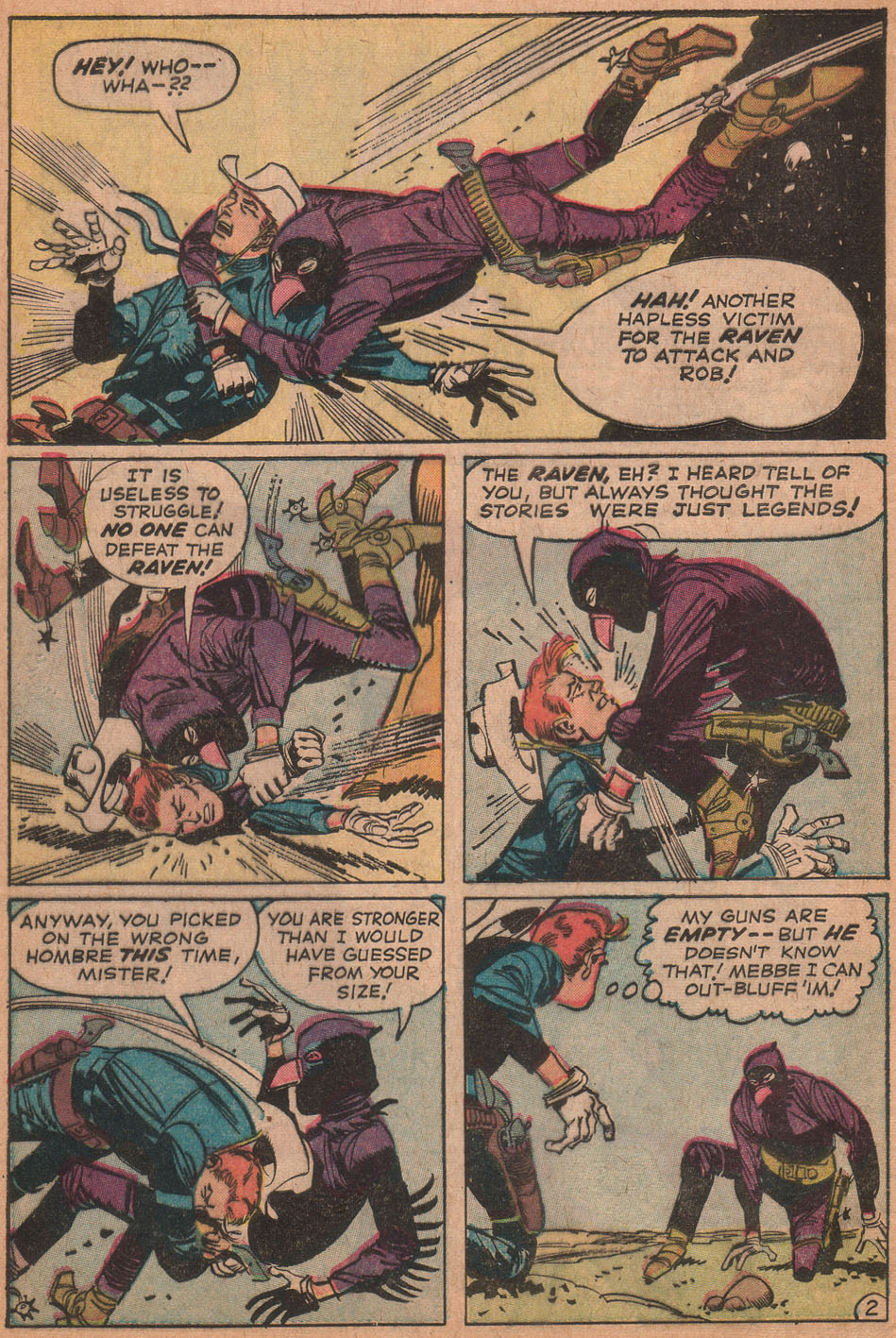 The Rawhide Kid (1955) issue 35 - Page 4