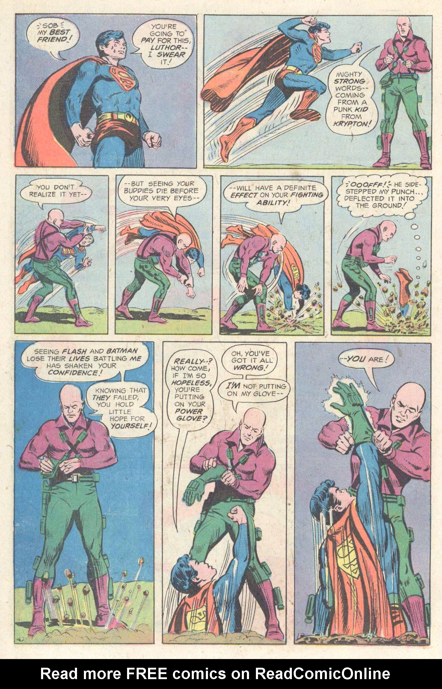 Read online Action Comics (1938) comic -  Issue #466 - 26
