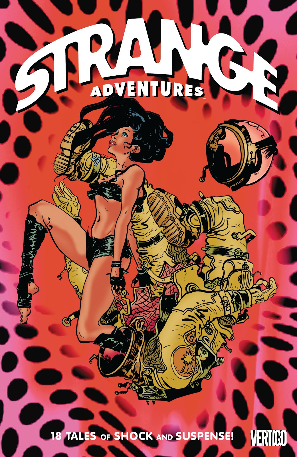 Read online Strange Adventures (2014) comic -  Issue # TPB (Part 1) - 1