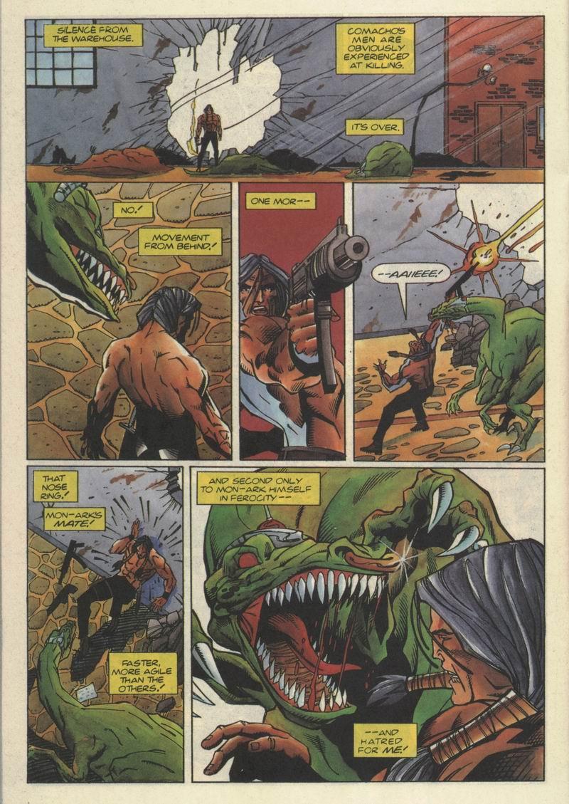 Read online Turok, Dinosaur Hunter (1993) comic -  Issue #2 - 19