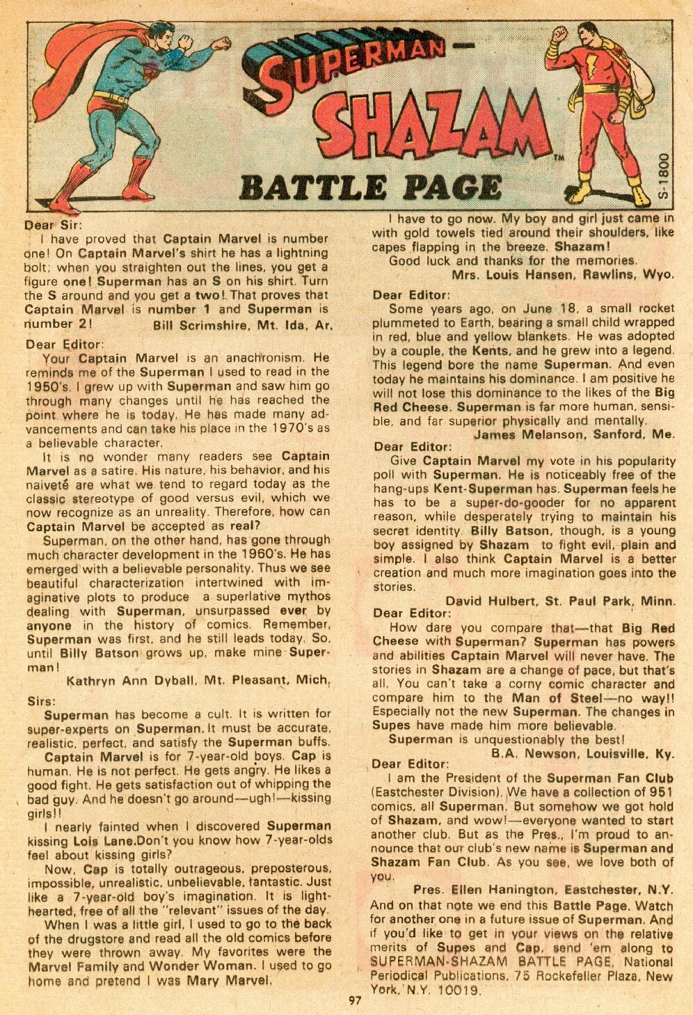 Read online Shazam! (1973) comic -  Issue #14 - 85
