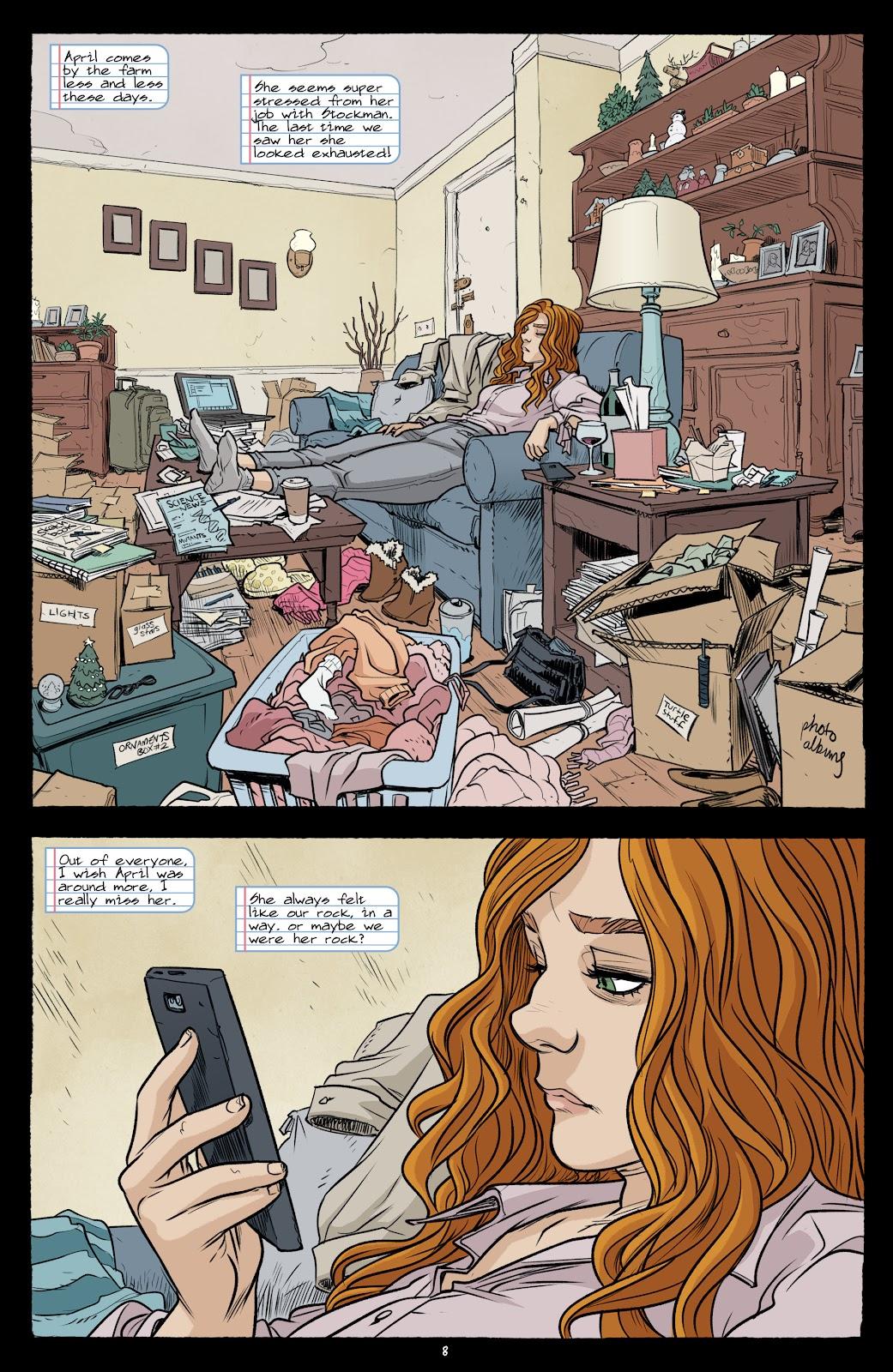 Read online Teenage Mutant Ninja Turtles (2011) comic -  Issue #101 - 10