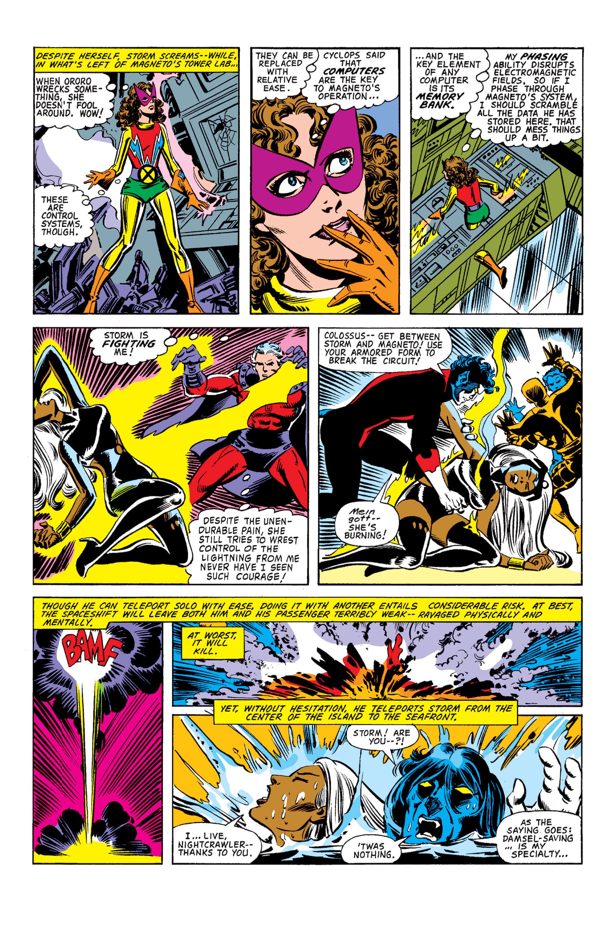 Read online Uncanny X-Men (1963) comic -  Issue #150 - 36