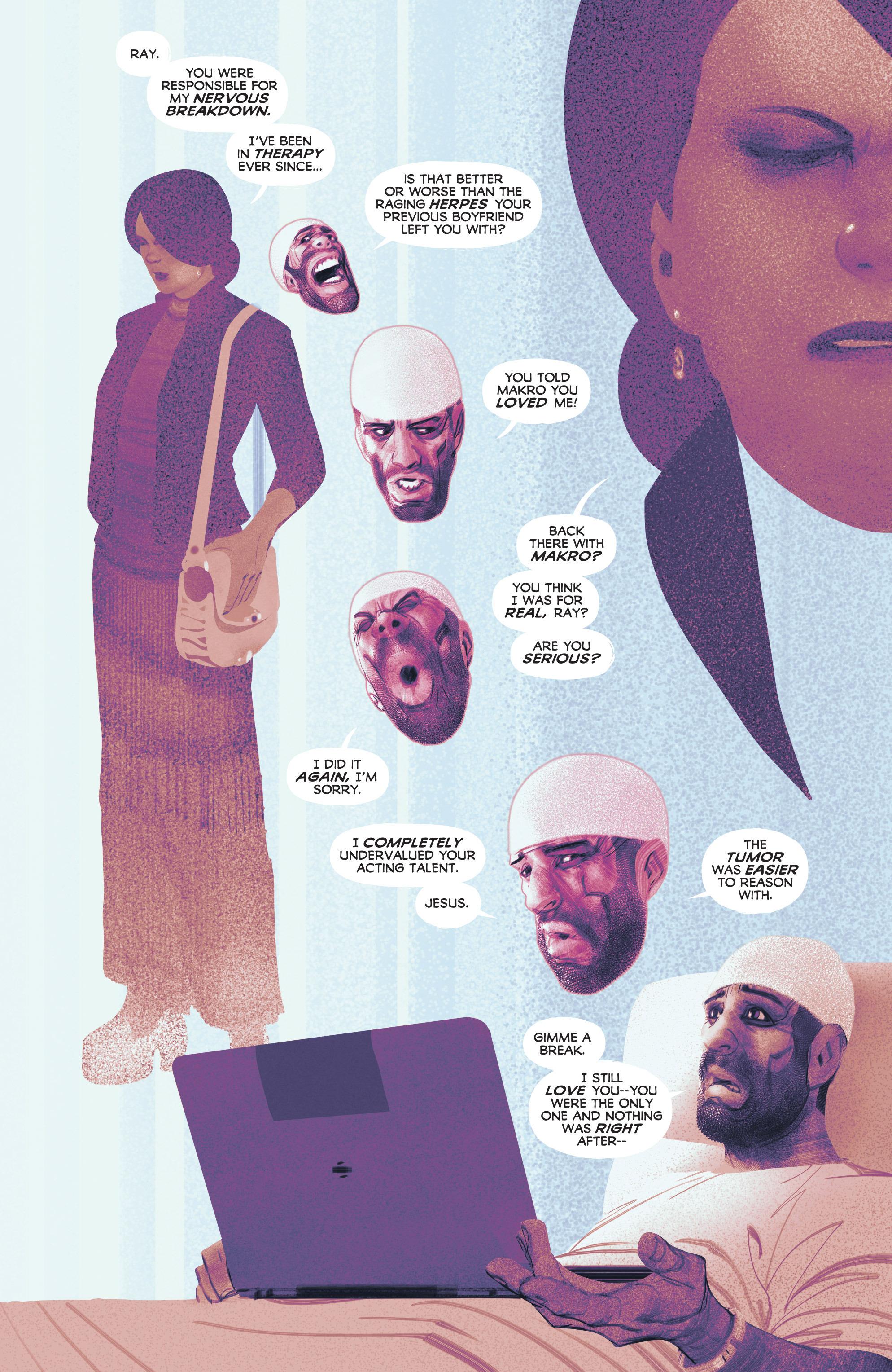 Read online Annihilator comic -  Issue #6 - 39