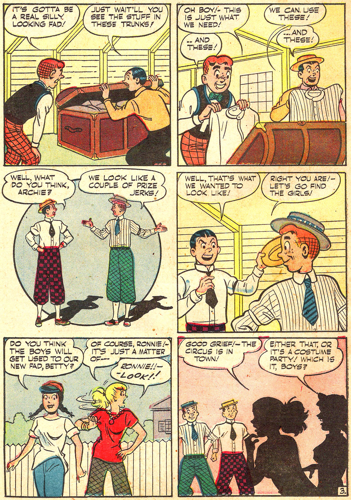 Read online Archie's Girls Betty and Veronica comic -  Issue #Archie's Girls Betty and Veronica Annual 1 - 48