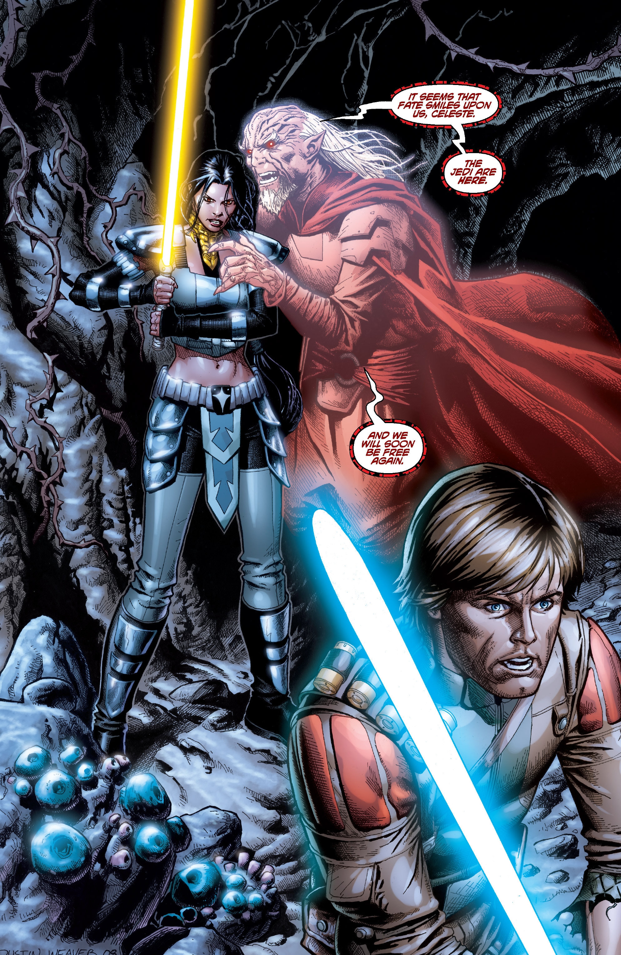 Read online Star Wars Omnibus comic -  Issue # Vol. 20 - 416